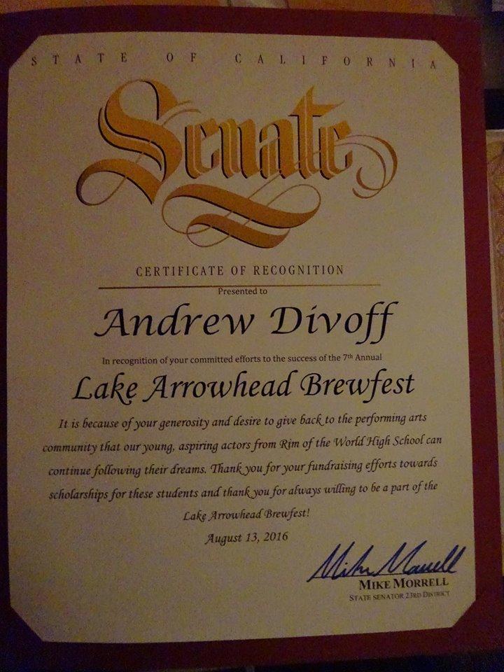 Morrell award